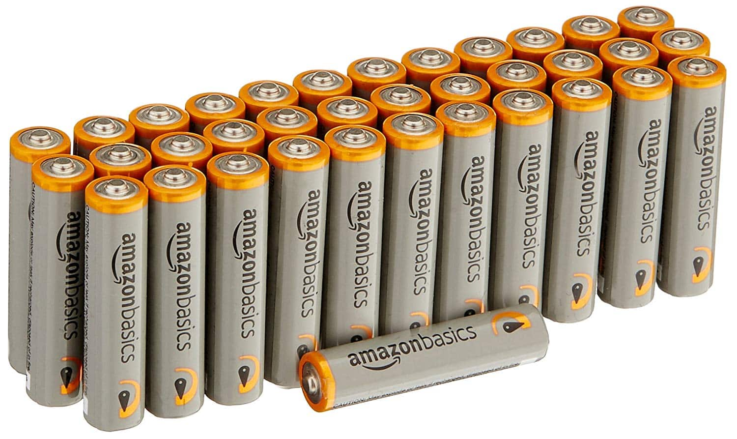 AmazonBasics AAA 1.5 Volt Performance Alkaline Batteries $3.48 - Pack of 36 with 50% off S&S coupon YMMV?