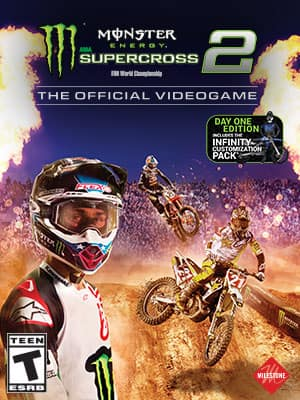 Monster Energy Supercross - The Official Videogame 2 - Nintendo Switch - $13.33 after coupon