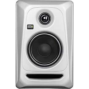"KRK ROKIT 5 G3 5"" Active studio monitor, silver black limited edition, $99"