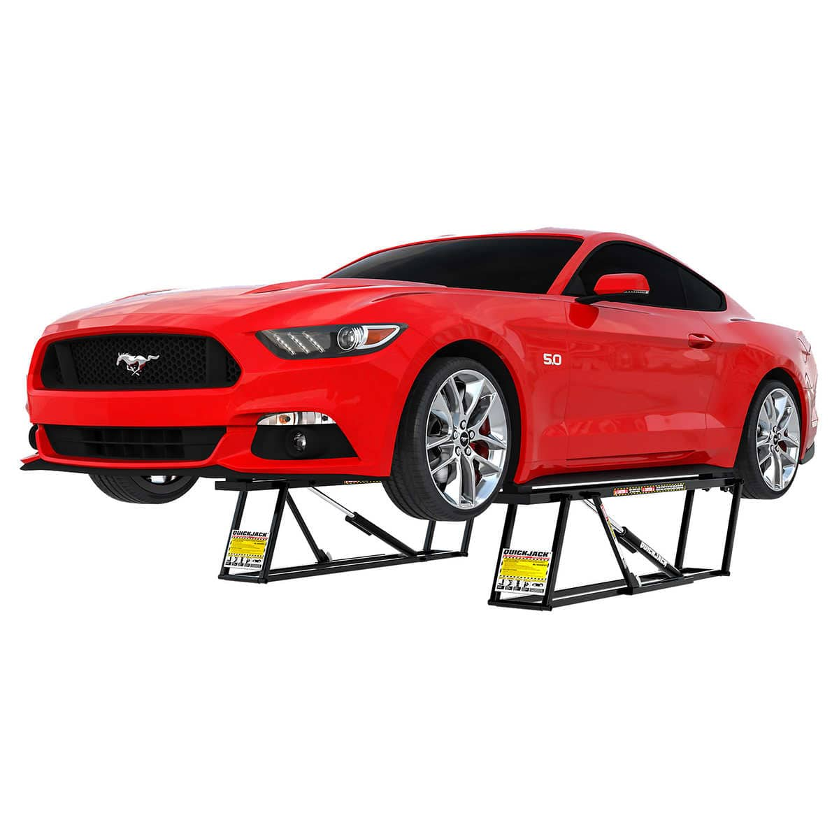 Costco: QuickJack 5,000-LB Capacity Portable Car Lift, $999 FS