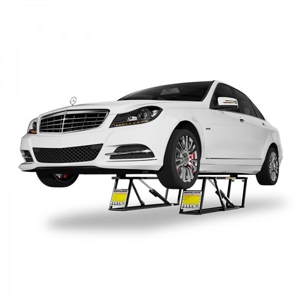 Open box QuickJack BL-5000SLX car lift: $990 + FS