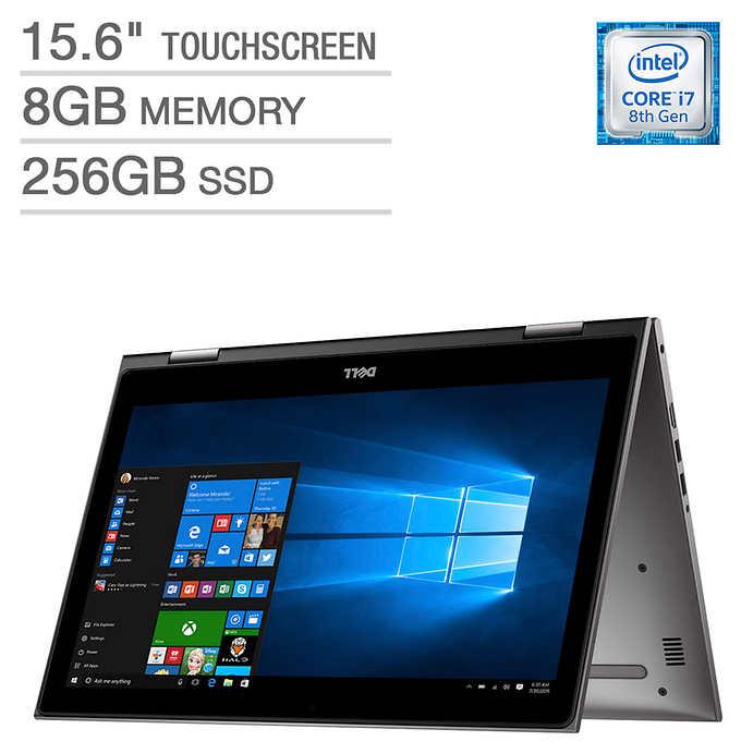 21a27dd1764 Costco - Dell Inspiron 15 5000 Series 2-in-1 Touchscreen Laptop - Intel