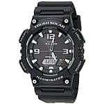 Casio Men's Sport Combination Watch $29.60 + Free Shipping w/Amazon Prime