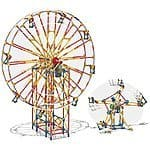 K'NEX 2-in-1 Ferris Wheel Building Set Amazon Exclusive $29 + Free Shipping w/Prime