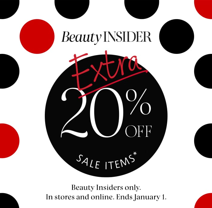 Sephora - Additional 20% Off Sale Items: Prices Start at $2.40