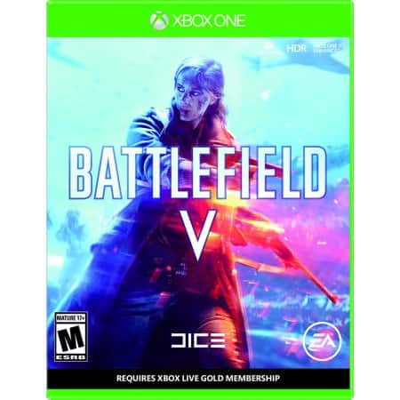 Battlefield V (PS4 or Xbox One) $29.83 + Free Store Pickup