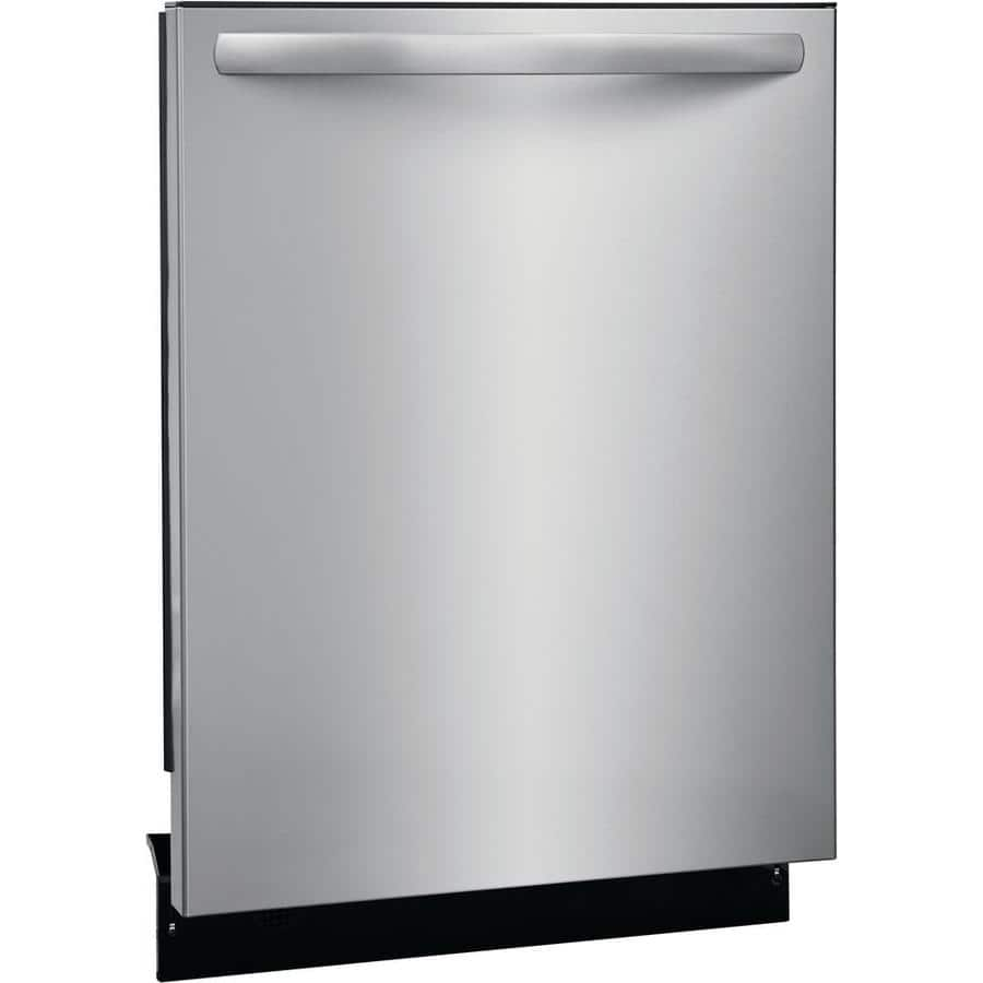 Frigidaire 49-Decibel and Hard Food Disposer Built-In Dishwasher (EasyCare; Stainless Steel) YMMV $449.00