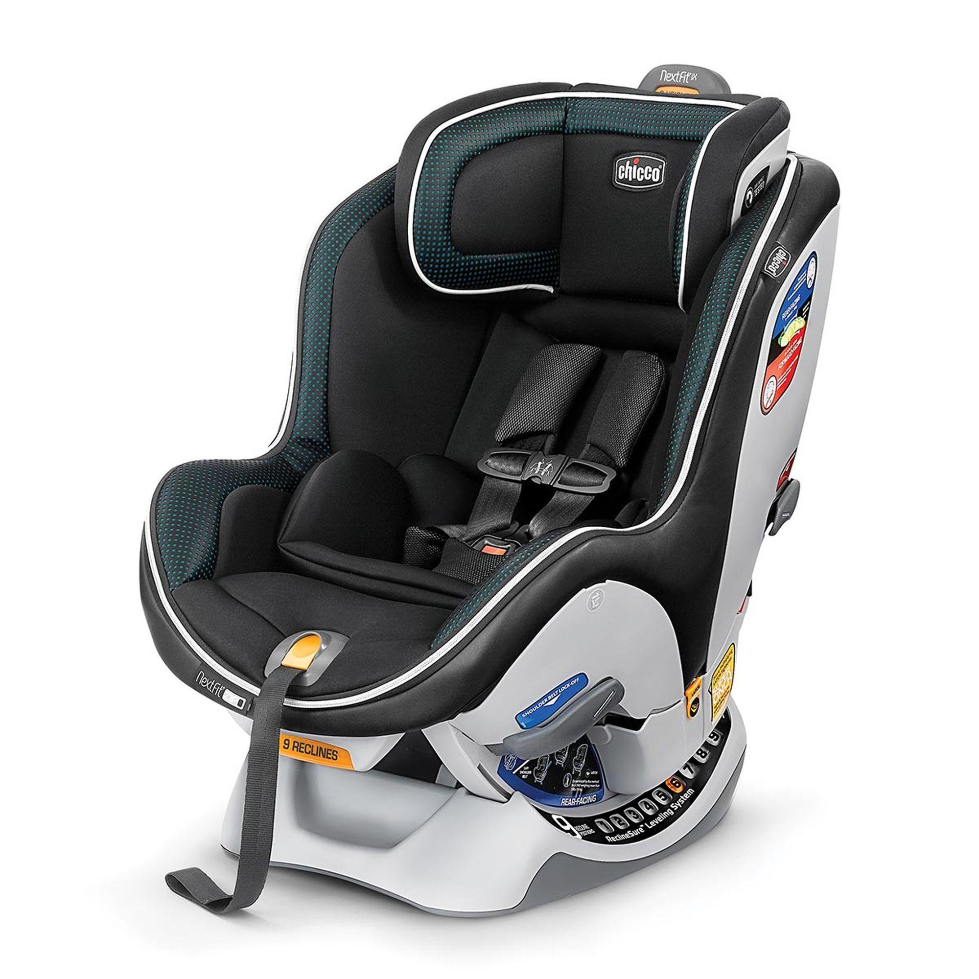 Chicco NextFit iX Zip LUXE Convertible Car Seat - Jade $249.99