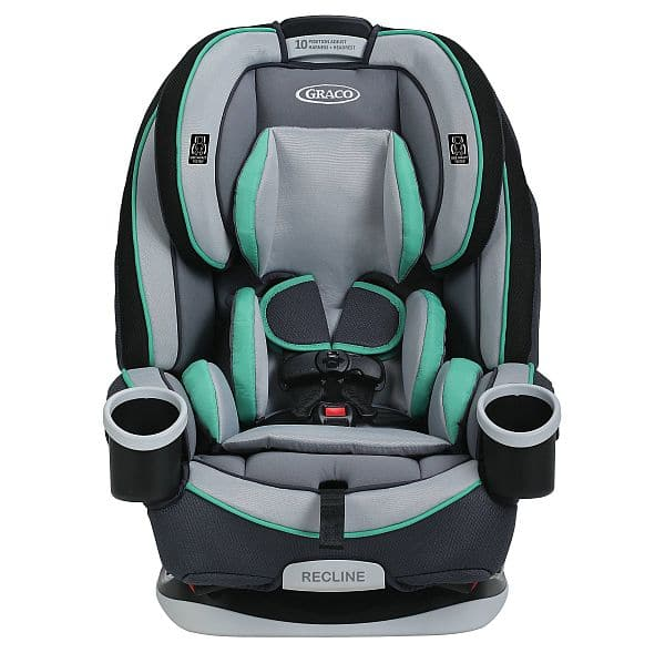 4ever Graco Convertible Car Seat, Basin color - $139 after $20 gift card