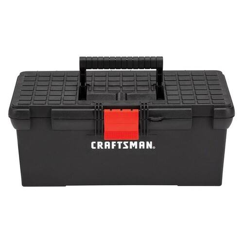 "Craftsman Classic 16"" toolbox 70% off Lowe's B&M YMMV $2.92"