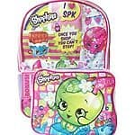 Shopkins Backpack & Matching Lunchbox $9.99 @ Amazon (compare to $14.99-$29.99)