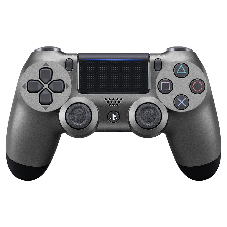Sony DualShock 4 Wireless Controller (Steel Black) $44.95 AC