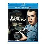 Rear Window (Blu-ray + DIGITAL HD with UltraViolet) - $9.99 + FS with Amazon Prime