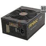 1000W Antec HCP-1000 80+ Platinum Full Modular Power Supply - $150 AR with FS @Newegg