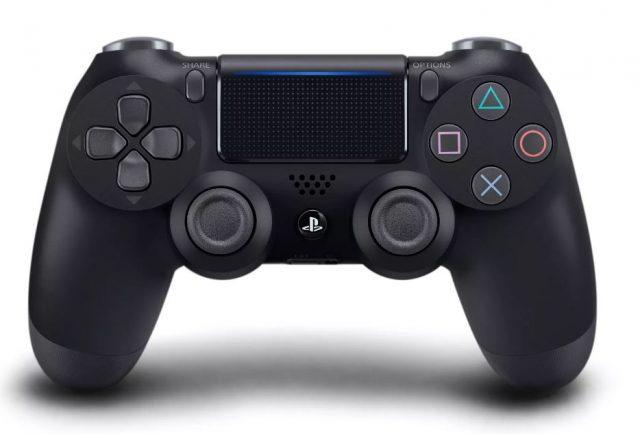 Sony Dualshock 4 Controller (Updated version) $46.99 on Amazon