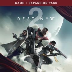Destiny 2 - Game + Expansion Pass Bundle $19.80 PSN
