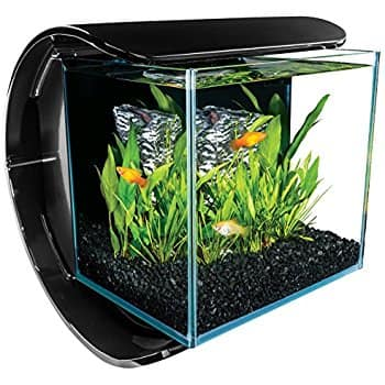 Marineland Silhouette Square Glass Aquarium Kit, 3-Gallon $32.59 Free Shipping for Prime Members