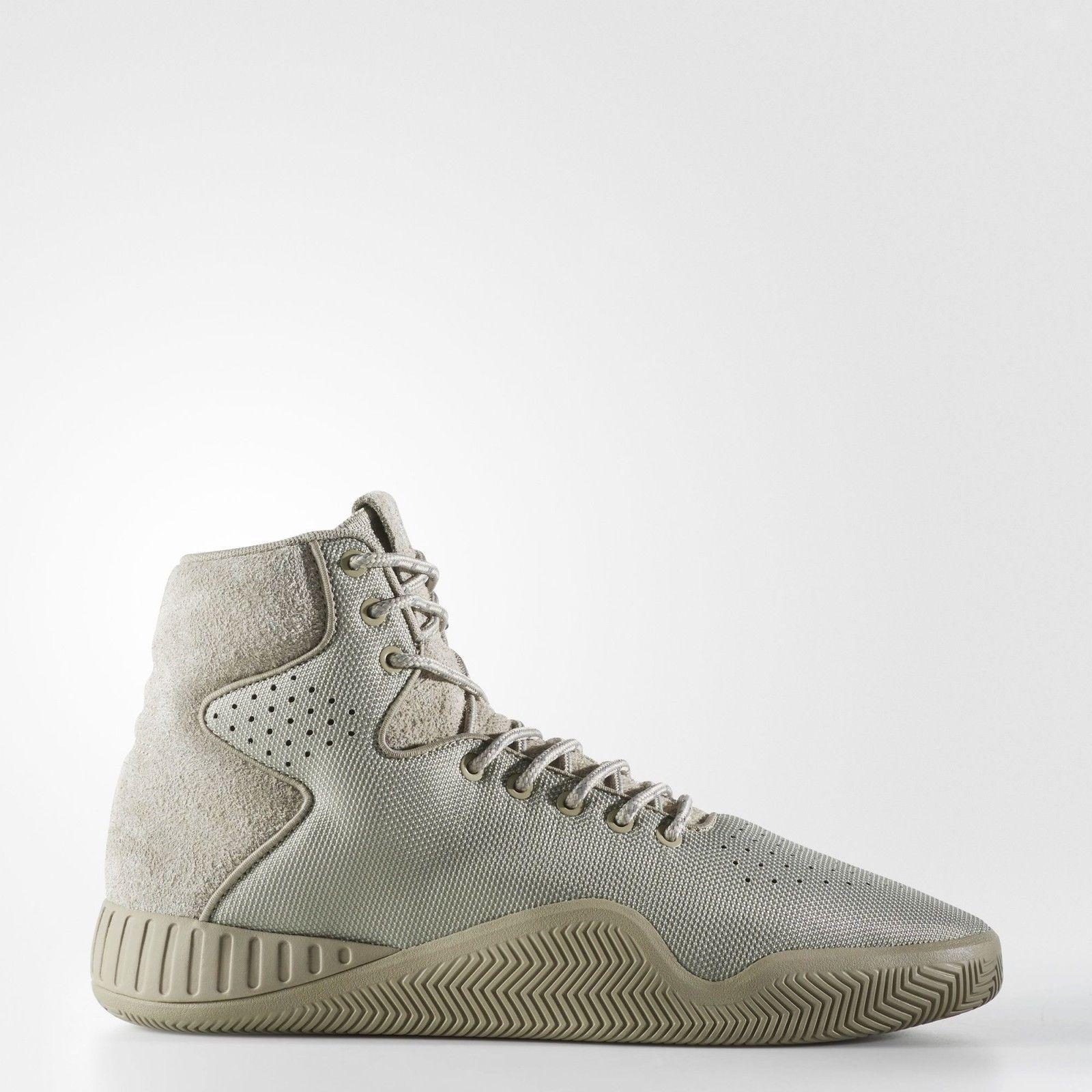 Adidas Tubular Instinct Men's Shoes Beige $36