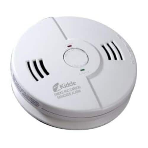 Kidde Battery Operated Smoke and Carbon Monoxide Alarm with Voice Alert $20