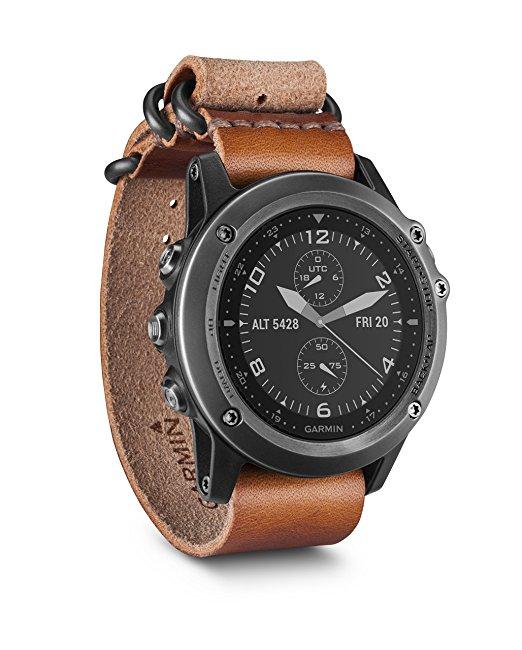 Garmin fēnix 3 Sapphire Sports Watch (Gray/Leather) $279.99 $280
