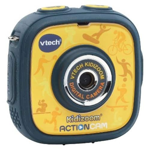 VTech Kidizoom Action Cam - Yellow/Black $30.16