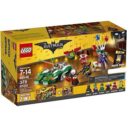 LEGO Batman Movie Super Pack 66546 (378 Piece) $22.04