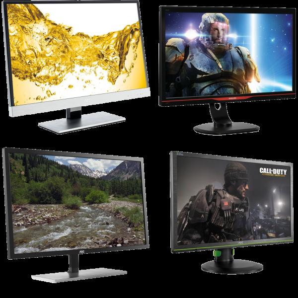 Various Refurbished Monitor on meh.com G2460PG $244, U2879VF $194 , I2757FH $119 , 242G5DJEB $144