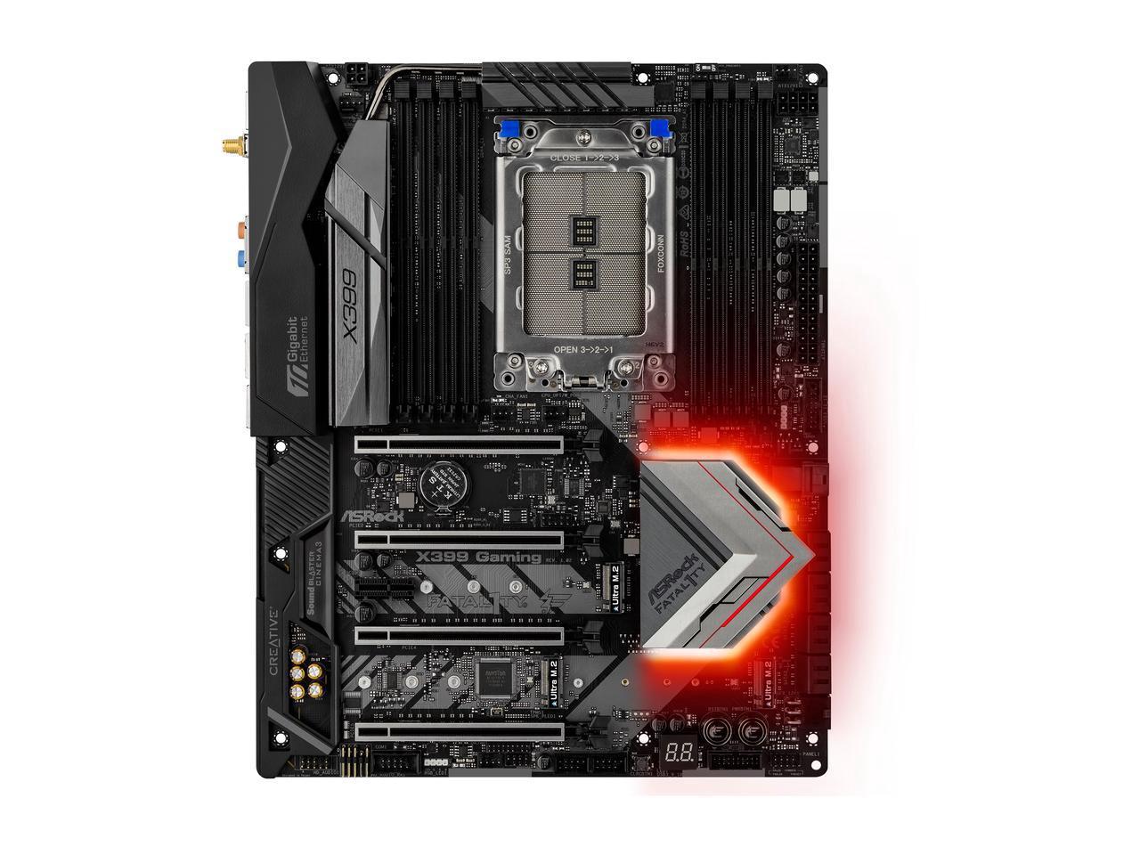 ASRock X399 Professional Gaming sTR4 AMD ATX AR-AC $324.99