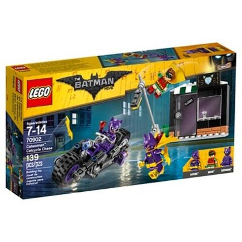 LEGO® Batman Movie Catwoman Catcycle Chase 70902 $12.44
