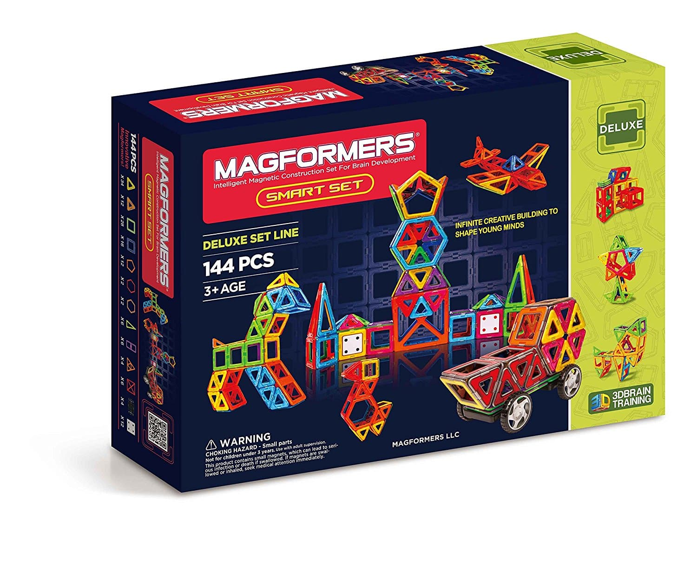 Magformers Smart Set (144-pieces) $99