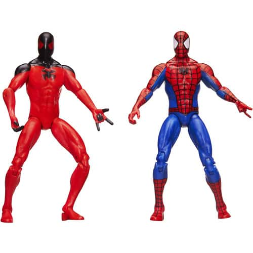 Marvel Legends Series Comic 2-Pack Web Slingers $4.74