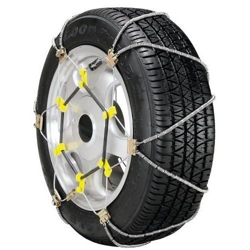 Security Chain Company SZ343 Shur Grip Super Z Passenger Car Tire Traction Chain - Set of 2 [SZ343] $33