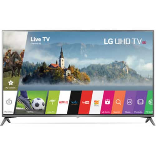 "LG UJ6470-Series 75""-Class HDR UHD Smart IPS LED TV $1497"