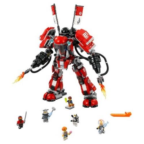 LEGO® Ninjago Fire Mech 70615 $56
