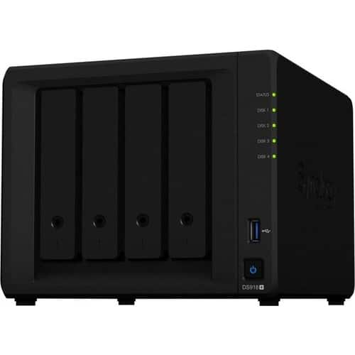 NAS DS918+ / TS-251-US / DS418play $522/$230/$408 AC w/ mobile checkout $521.99