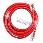 YMMV- Husky 40 ft. 14/3 Outdoor Locking Extension Cord for $10 with pick-up @HomeDepot