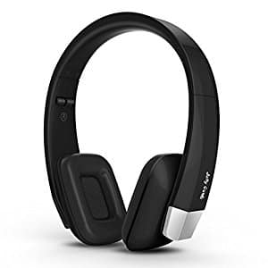 Wireless TV Headphones Over-Ear Folding Rechargeable Headset with Transmitter $28.79 w Possible FS @ Amazon