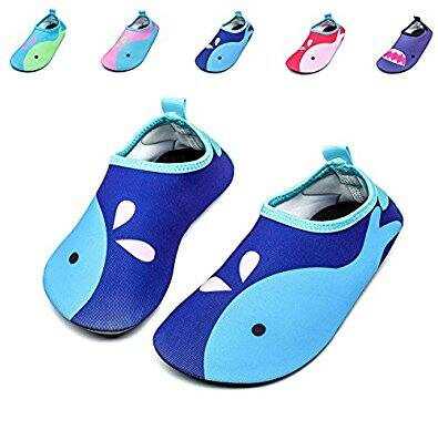 Himal Kids (Boys & Girls) Water Shoes/Socks $6.79 w/ Free Prime Shipping @ Amazon