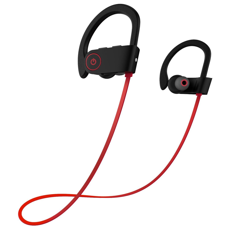 Wireless Bluetooth 4.1 Headphones $12.99 AC w/Bulit-in Mic + Free Shipping @Amazon