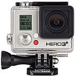 GoPro HERO3+ Black Edition Camera - Manufacturer Refurbished - $275.99