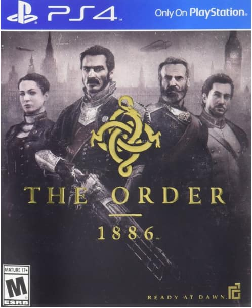 The Order: 1886 - Digital Copy for PS4 - $9.00 w/code