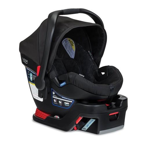 Britax Safe Infant Car Seat - Black $136