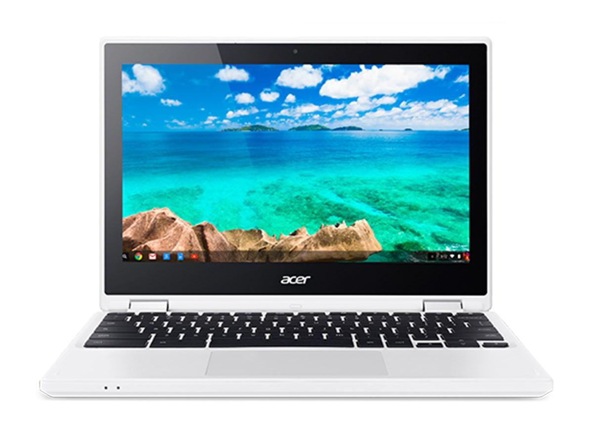 Referb - Acer R11 Chromebook CB5-132T-C1LK - Full Convertible touchscreen + Quad core + 4gb ram + 32gb storage - $174.99 + s/h @ Monoprice