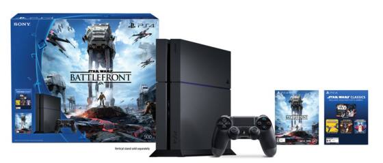 PS4 Uncharted and StarWars bundle $299 from Dec 6 to 19, MSRP