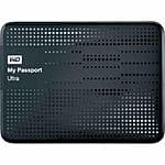 Target B&M WD My Passport 1TB Ultra External Hard Drive $49.99