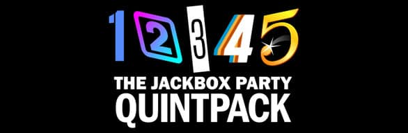 Jackbox Party Packs all on sale on Steam (40-63% off) (Quintpack - $49.54) $9.99