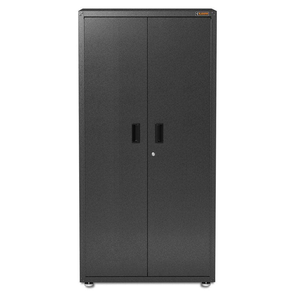 Home Depot: Gladiator 72 in. H x 36 in. W x 18 in. D Steel Freestanding Garage Cabinet $170