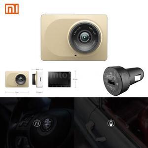 """Xiaomi Yi 1080P 2.7"""" Car Vehicle Dash Camera $54.78"""