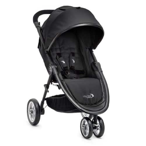 Baby Jogger City Lite Stroller Black $118 at Amazon