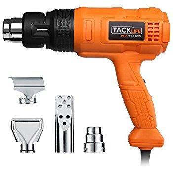 Tacklife HGP70AC Heave Duty Heat Gun 1500w $25.97 @ Amazon +FS